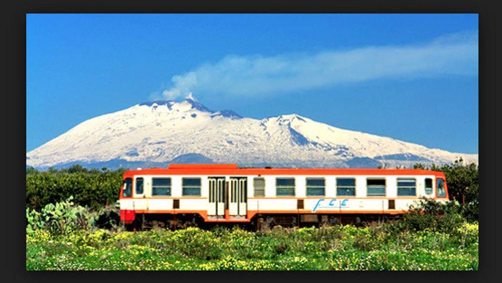 Turismo, treno dei vini dell'Etna: il 30 Aprile la prima corsa