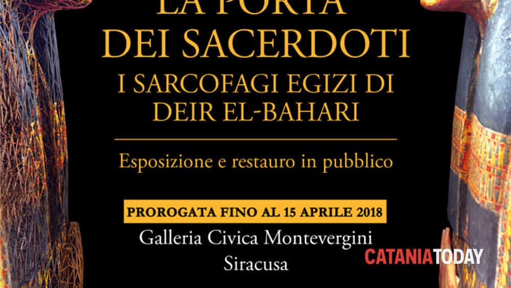 Mostra la porta dei sacerdoti sconti per i residenti della provincia di catania - Mostra della porta ...