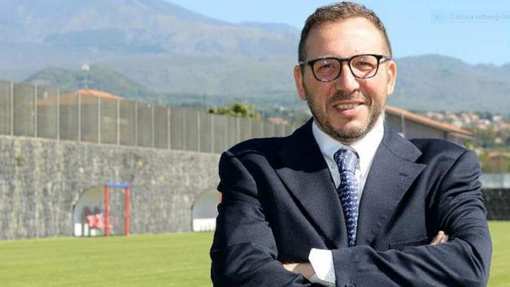 Procura Figc, deferiti Calcio Catania e l'amministratore unico Astorina