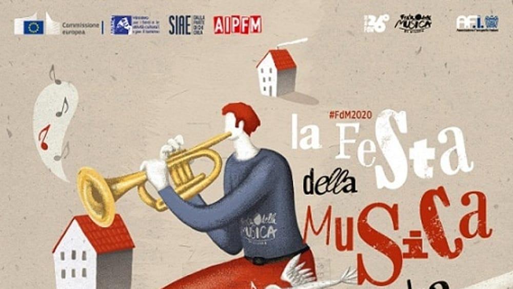 Domenica 22 giugno, Festa della Musica con sei concerti gratuiti: il programma