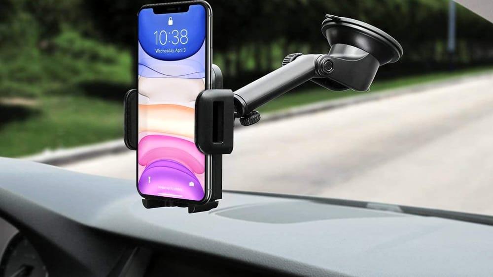 Supporti smartphone per auto: i migliori modelli