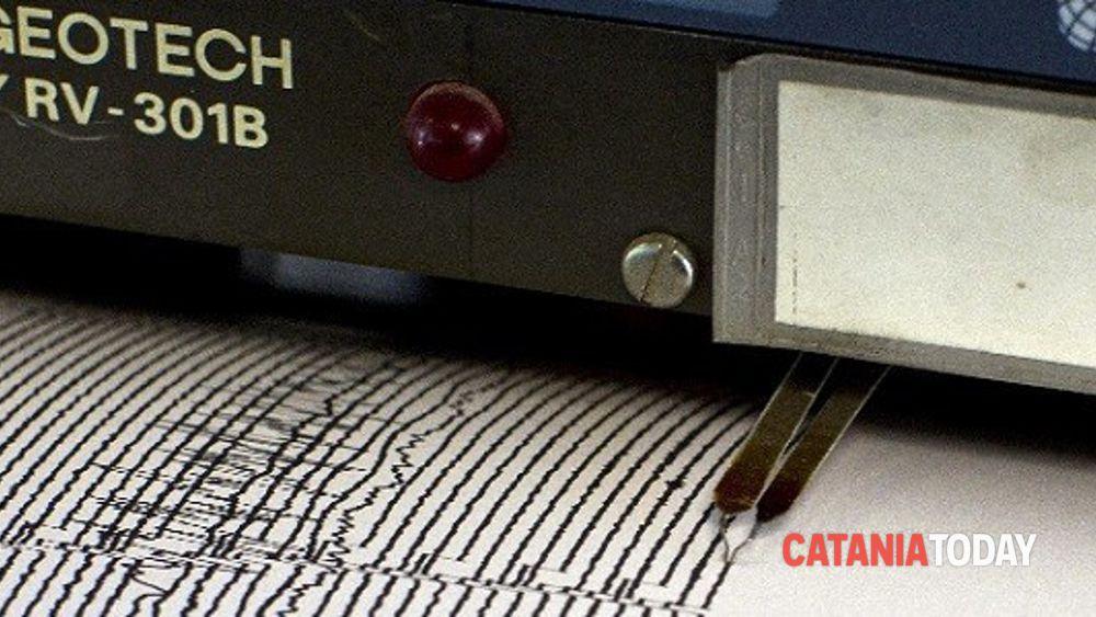 Due terremoti registrati nei pressi di milo nessun danno for Motta arredi ragalna